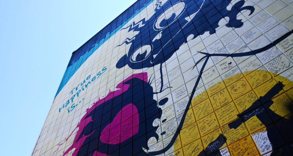 Regrub Monster Street Mural 06