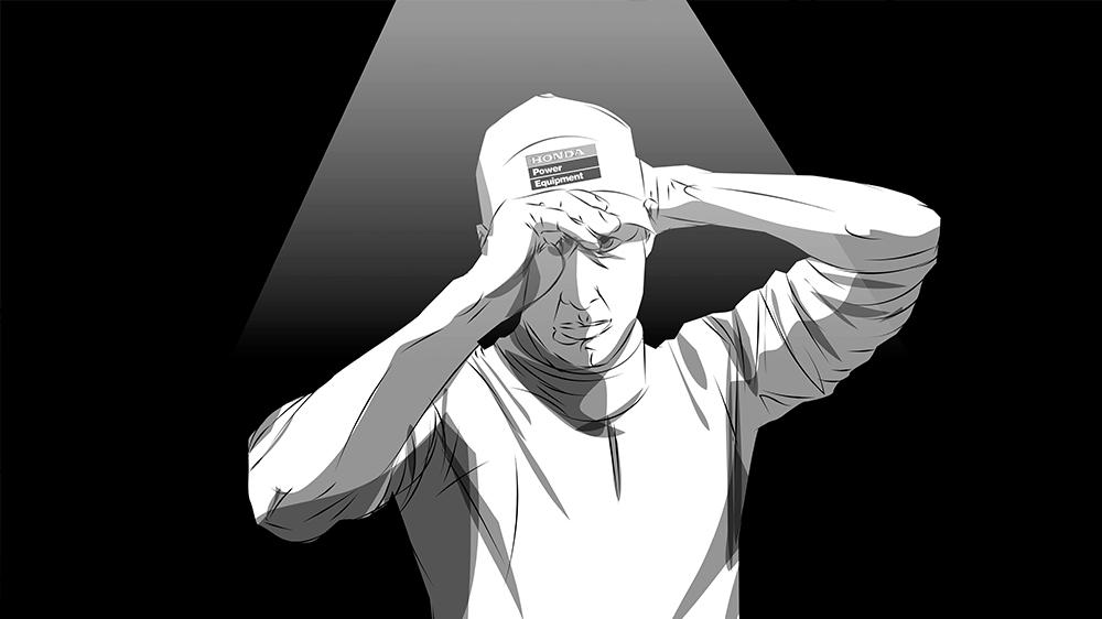 Honda Coach Pep Talk Storyboard