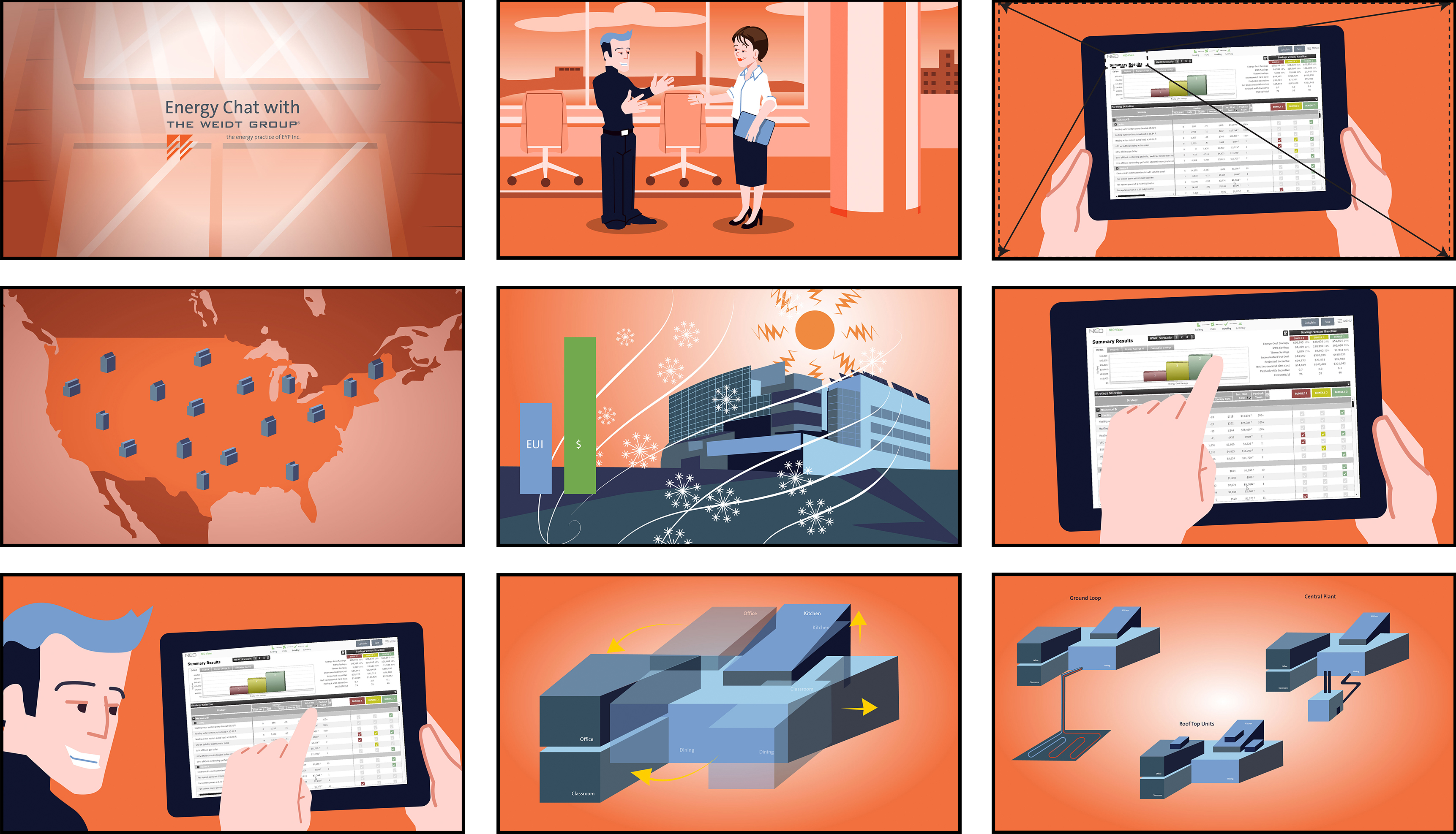 Storyboards Weidt Group